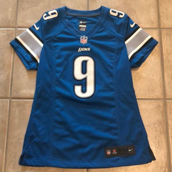 newest 6caca 07a25 Women's NFL Detroit Lions Matthew Stafford Jersey
